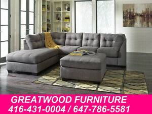 ASHLEY FURNITURE SALE!!!! 2 PIECE SECTIONAL SOFA for $1199