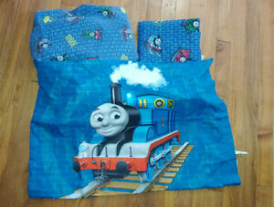 Thomas the train twin sheet set