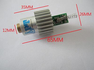 Quality Steady 100mw 532nm Green Laser Diode Modulelab W Heatsink W Driver