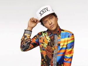 BRUNO MARS PAIR OF TICKETS SECTION 119 $500 FOR PAIR OBO