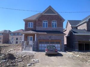 Custom Built 2500sqft Brand New 4 bdrm 4.5 bathroom Home