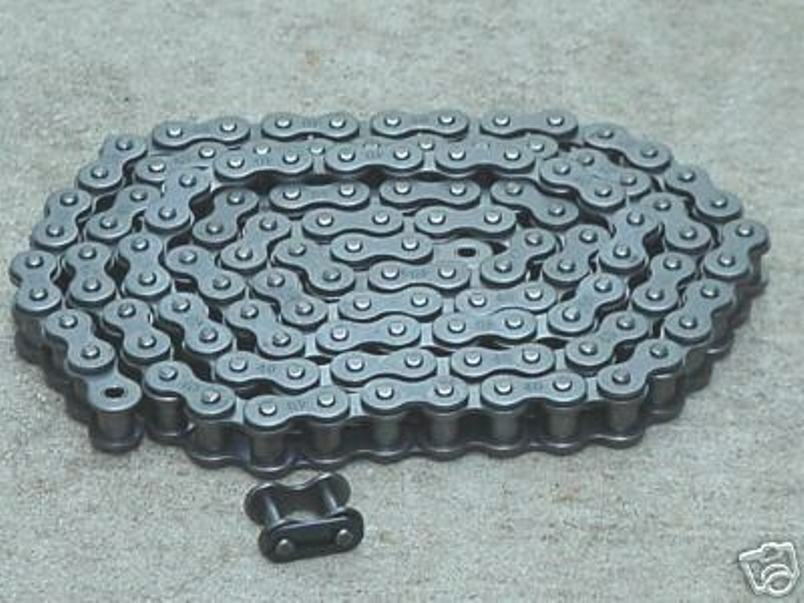 #35 Go kart Gocart Mini Bike Minibike Roller Chain 5ft