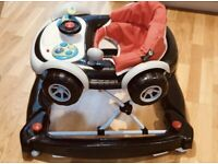 Mychild Coupe 2-in-1 Baby Walker