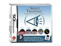 Nintendo DS Sight Training