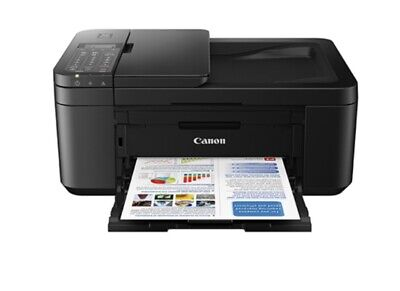 Canon PIXMA TR4522 Compact Wireless All-in-One Inkjet Office Printer NEW