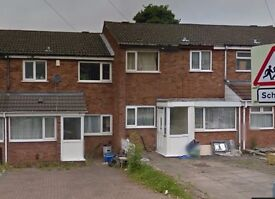 4 bed house on Lodgehill Road Selly Oak B29 6NU
