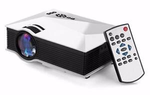 Wireless HD Projector LED Projecteur HD Sans-fil WIFI 1080 Video Cinema