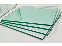 Toughened Safety Glass 181 x 326mm x 4mm NEW