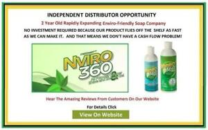 Distributor Business Opportunity - Very Achievable 6 Figure Residual Income