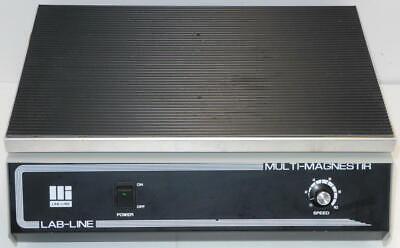 Lab Line 1278 Multi Magnestir Six Place Magnetic Stirrer