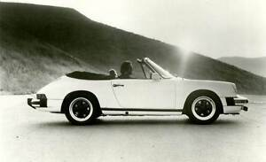 Porsche 911 Convertible / Cabriolet (air cooled) Surry Hills Inner Sydney Preview