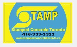 Designed concrete-stampedconcrete.ca 416 333 3323