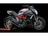 Wanted Ducati Diavel, Harley, Victory MT01- swap for BMW K1200 LT & Yamaha - see my other ads