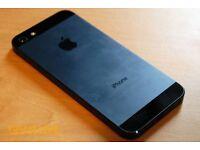 black i phone 5 unlocked 16gb