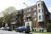 Spacious NDG 3.5 appartment, Excellent location !!!