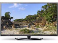 "*Perfect Condition* LG 47LS5600 47"" Full HD 1080p LED TV + DLNA, MCI 100Hz, 3x HDMI & USB & Remote"