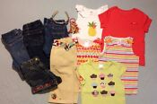 Girl's Lots Gymboree Size 5-6