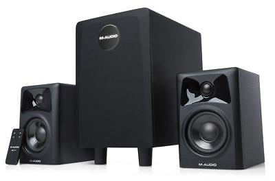 M-Audio AV32.1 Lautsprechersystem Studio Monitor Lautsprecher Hifi Speaker M-audio Studio-monitore
