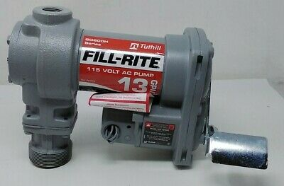 Ac Fill Rite Standard Duty Fuel Transfer Pump Sd602h