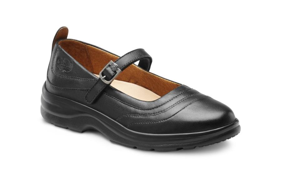 DR.COMFORT Flute Women Dress Shoes 10.5 Wide Diabetes Therap