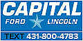 Capital Ford Lincoln Winnipeg Ltd (MB's #1 Rated Ford Store)