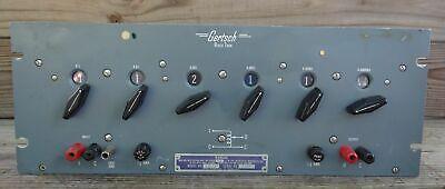 Gertsch Ratio Trans Rt-5r Ratio Transformer