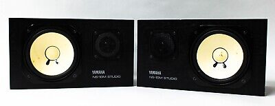 Yamaha Model NS-10 NS10 Studio Monitor Speaker System - Matched Pair comprar usado  Enviando para Brazil