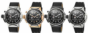 Elgin-1863-Mens-Left-Handed-Leather-Sports-Watch-Choice-of-Three-Styles