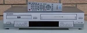 Samsung DVD-V6500 DVD Player 6 Head Hi Fi Stereo VHS VCR Combo Algester Brisbane South West Preview
