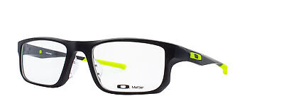 Oakley Voltage RX Eyeglasses OX8066-0753 Satin Black Frame [53-19-137]