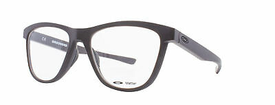 Oakley Grounded RX Eyeglasses OX8070-0753 Satin Flint Frame [53-17-136]
