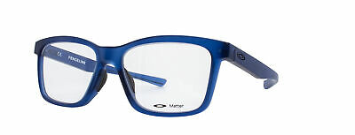 Oakley Fenceline RX Eyeglasses OX8069-0953 Frosted Blue Frame [53-16-136]