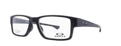 Oakley Airdrop MNP RX Eyeglasses OX8121-0155 Satin Black Frame [55-17-139]