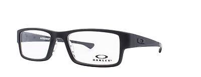 Oakley Airdrop RX Eyeglasses OX8046-0153 Satin Black Frame [53-18-143]
