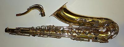 Vintage Yamaha YTS 21 Purple logo Tenor saxophone made in Japan