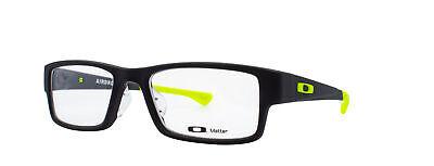 Oakley Airdrop RX Eyeglasses OX8065-0753 Satin Black Frame [53-18-143]