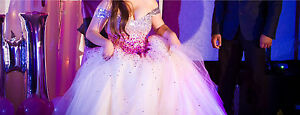 Prom dress ( Princess style ball gown)