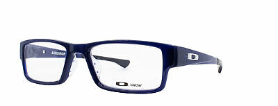 Oakley Airdrop RX Eyeglasses OX8065-0353 Polished Blue Ice Frame [53-18-143]