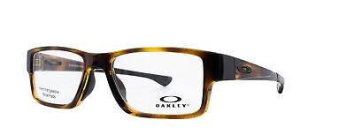 Oakley Airdrop MNP RX Eyeglasses OX8121-0453 Polished Brown Tortoise [53-17-139]