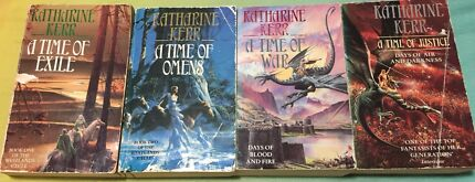 Complete 4 Book Set of the Westlands Cycle by Katharine Kerr
