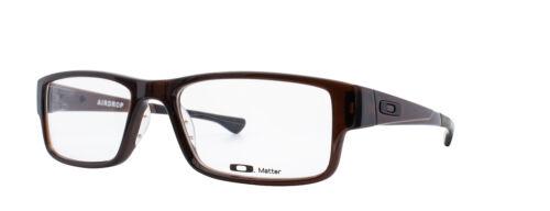 Oakley Airdrop RX Eyeglasses OX8046-0657 Rootbeer Frame