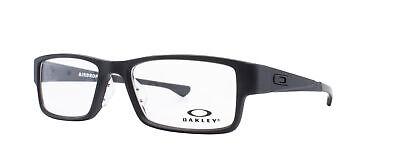 Oakley Airdrop RX Eyeglasses OX8065-0655 Satin Black Frame [55-18-143]