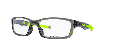 Oakley Crosslink RX Eyeglasses OX8027-0253 Grey Smoke Frame [53-17-140]