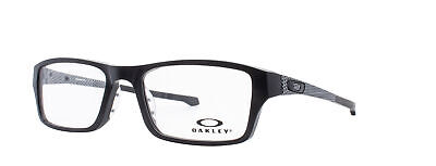 Oakley Chamfer RX Eyeglasses OX8039-1353 Satin Black / Machinist [53-18-140]