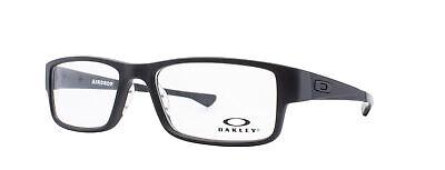 Oakley Airdrop RX Eyeglasses OX8046-0157 Satin Black Frame [57-18-143]