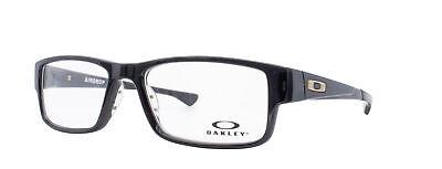 Oakley Airdrop RX Eyeglasses OX8046-0257 Black Ink Frame [57-18-143]