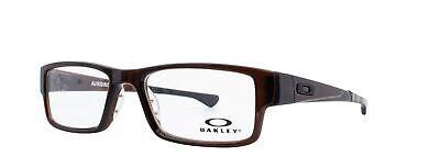 Oakley Airdrop RX Eyeglasses OX8046-0653 Rootbeer Frame [53-18-143]