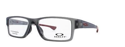 Oakley Airdrop MNP RX Eyeglasses OX8121-0353 Satin Grey Smoke Frame [53-17-139]