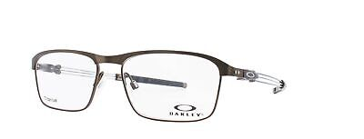 Oakley Truss Rod RX Eyeglasses OX5124-0255 Satin Pewter Frame [55-17-143]