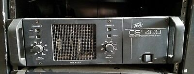 Peavey CS 400 Stereo Power Amplifier segunda mano  Embacar hacia Mexico